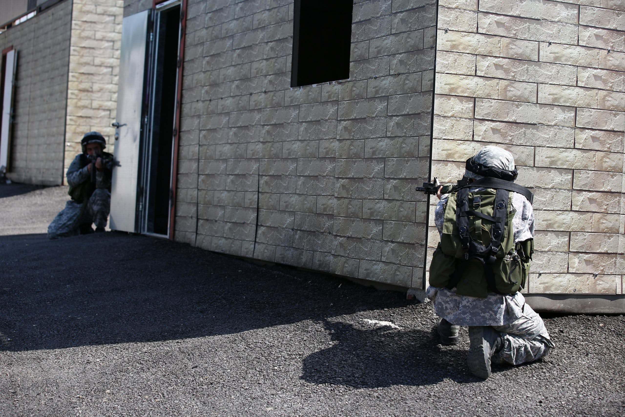<p>A Force-on-Force, Tactical Engagement Simulation (TES) system that simulates the use of a real weapon regardless of location, safety limitations, and costs.</p>