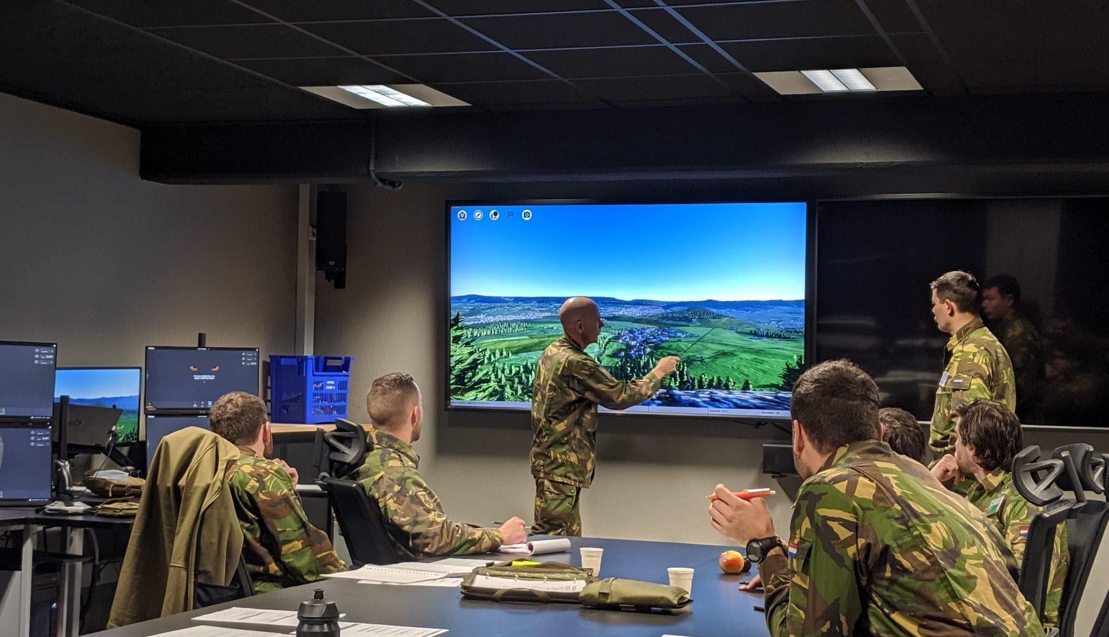 <p>Bagira's Joint Fires virtual training platform supports training for all stages of the fire support cycle and its disciplines and missions. Training is available for individuals and for teams.</p>