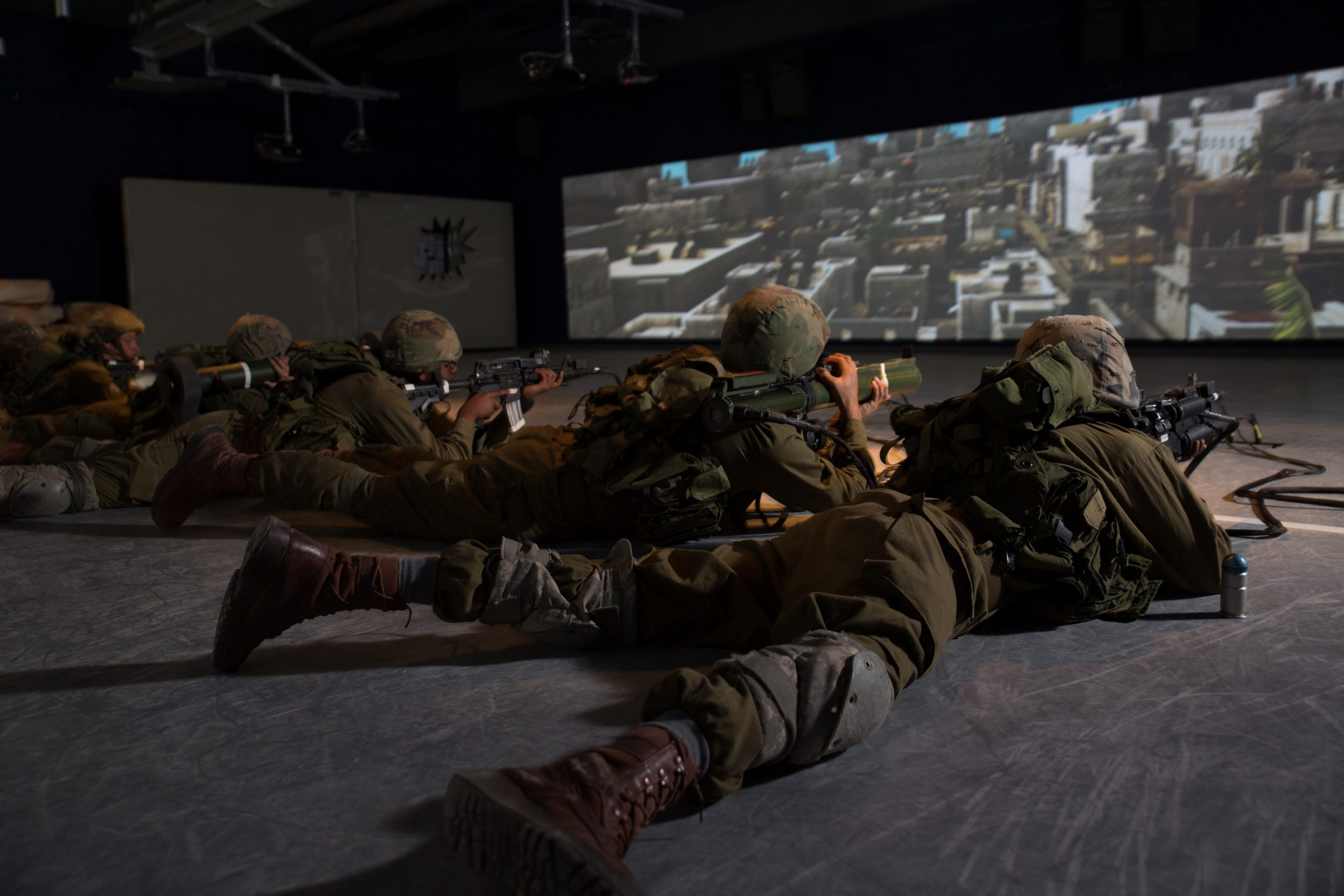 <p>The virtual platform enables individual and/or group marksmanship training. advanced weapons training and tactical shooting exercise</p>