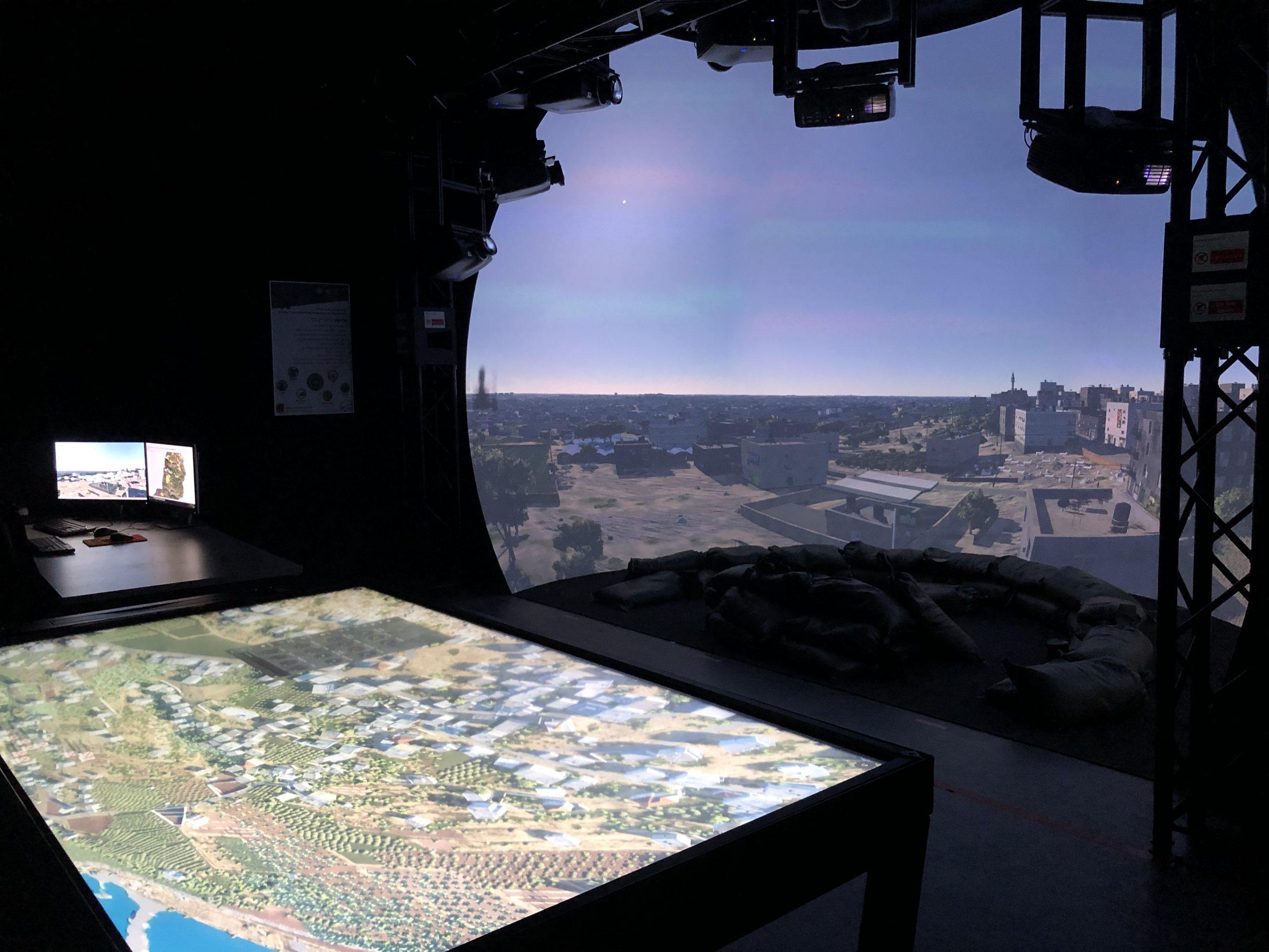 Command & Review App (B-Scene)